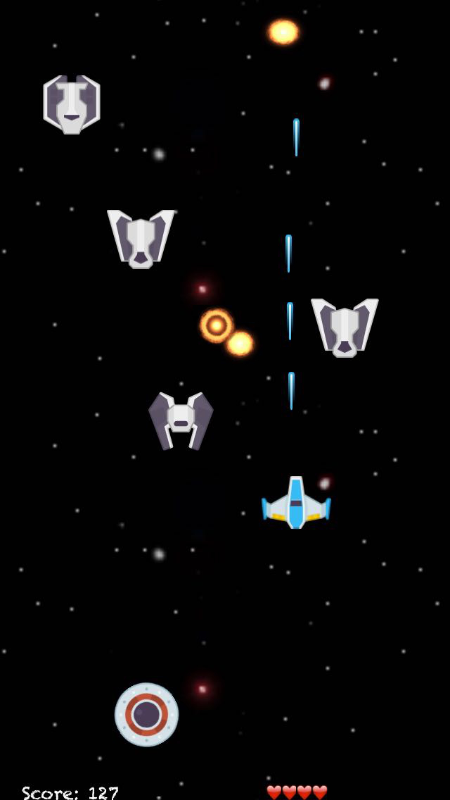 Adventures in Swift: Making a blasting shoot'em up – Thingsmatic