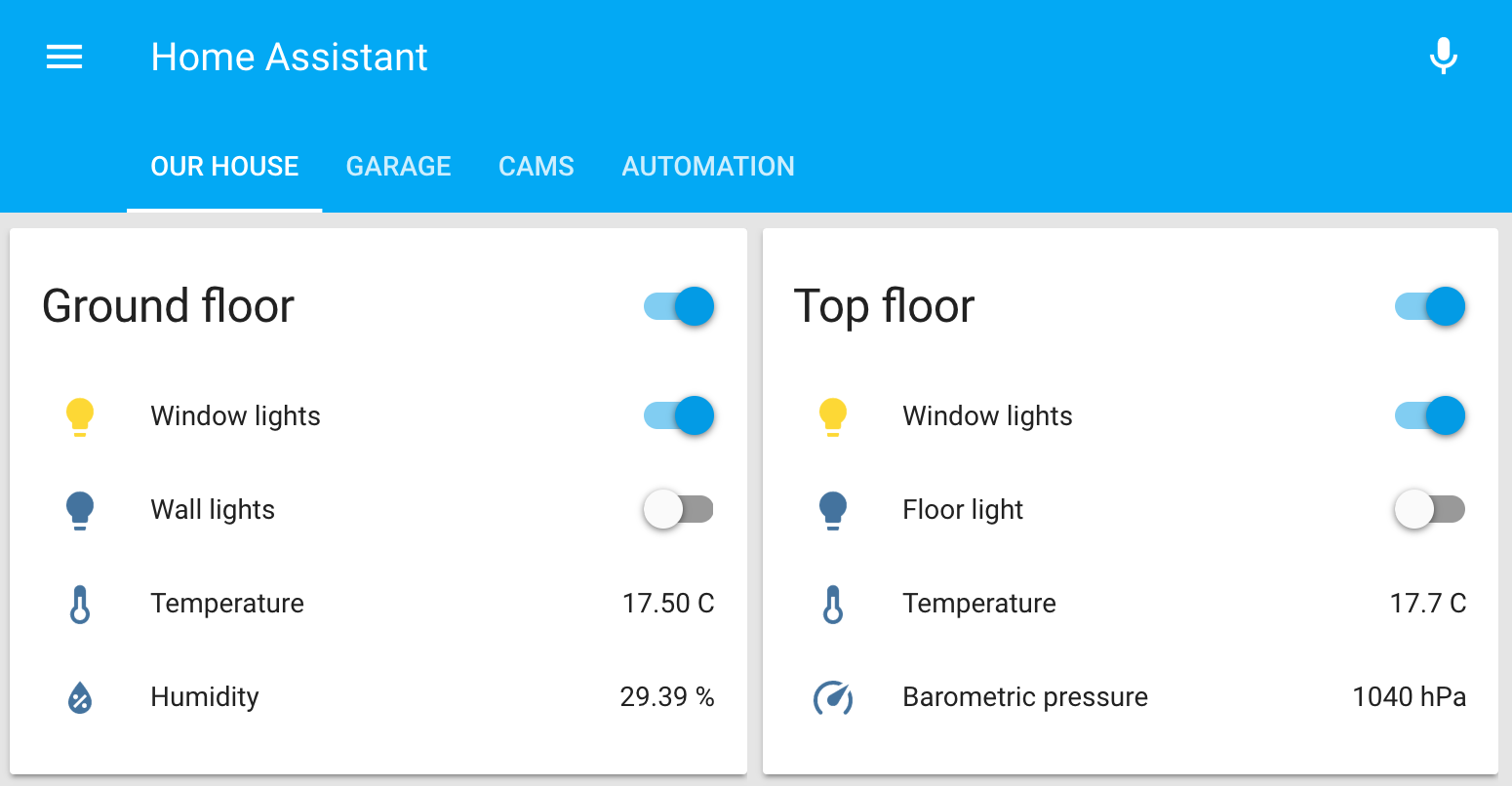 Home Assistant – integrating RESTful switches – Thingsmatic